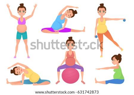 female body types vector illustration stock vector