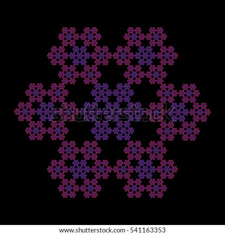 Sierpinski Hexagon
