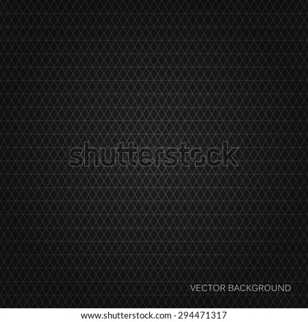 Simple geometric vector pattern