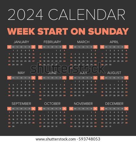 Free 2024 Calendar | 2024 Monthly Planners | Printable 2024 Calendar