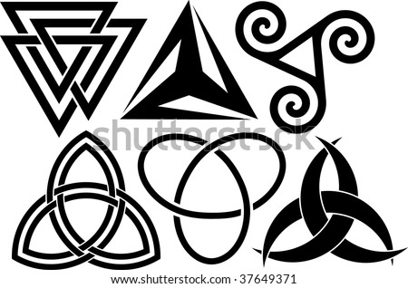 Pagan symbol Stock Photos, Illustrations, and Vector Art