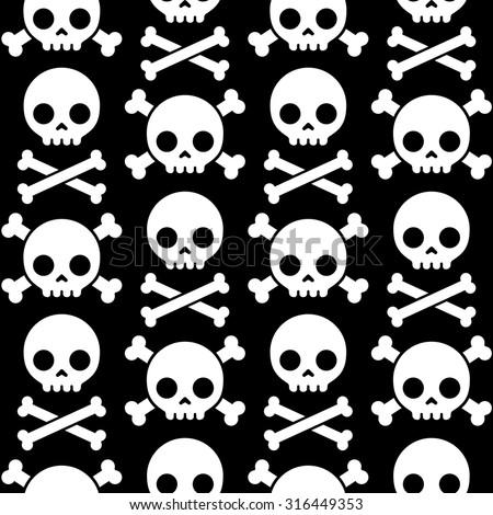 skull icon set stock vector 420570055 shutterstock