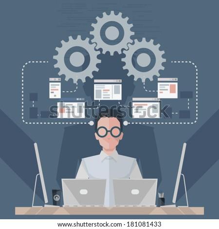 Software Engineer Icon | www.pixshark.com - Images ...