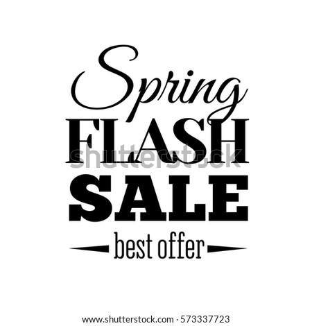 stock vector spring sale lettering design background 573337723 twitter banner template 2016,banner free download card designs on twitter banner orignal template