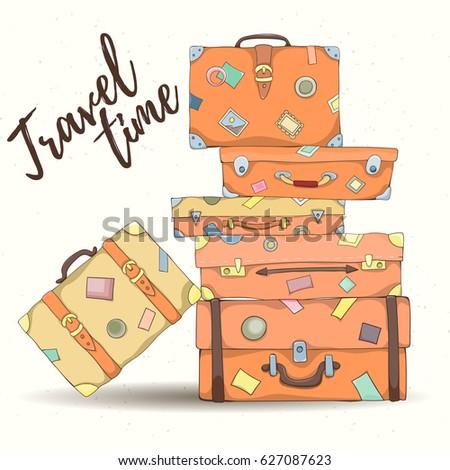 Luggage ID Tags | eBay