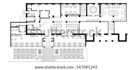 Vector circuitry industrial hightech black white stock for Restaurant booth building plans