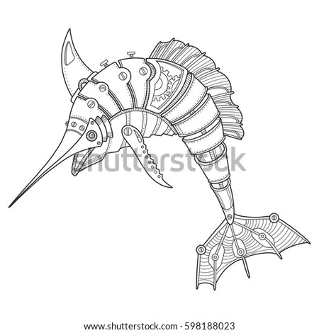 animal mechanicals coloring pages - animal mechanical coloring coloring pages