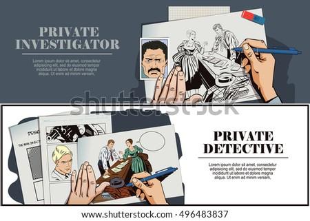 private girl advertising