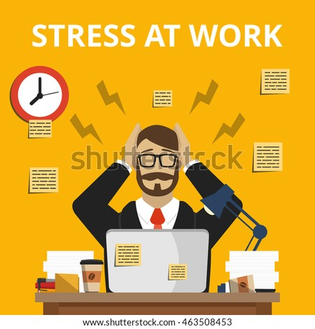 stress on work