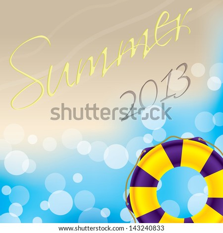 summer wallpaper swimming vector - photo #45