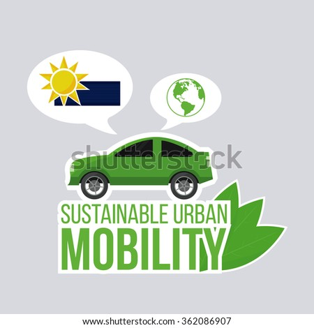 sustainable urban mobility essay The agreement on the new urban agenda at the habitat iii conference will usher in a new era of co-ordinated action to deliver sustainable urban development with unprecedented involvement from both state and non-state actors.