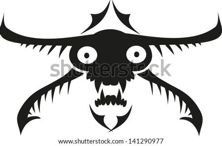 Sugar Skull Girl Face Make Day Stock Vector 315012128 Shutterstock
