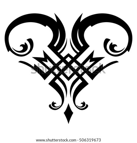 butterfly abstract black white abstract black stock vector 504062875 shutterstock. Black Bedroom Furniture Sets. Home Design Ideas