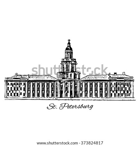 I0000cP p in addition Vector Building Silhouette Isolated On White 185820674 besides Stock Vector Different Types Of Building Structures Vector Illustration additionally Stock Vector Ancient Hellenic School Stencil Vector Illustration together with Expedia Logo Transparent. on bank exterior design