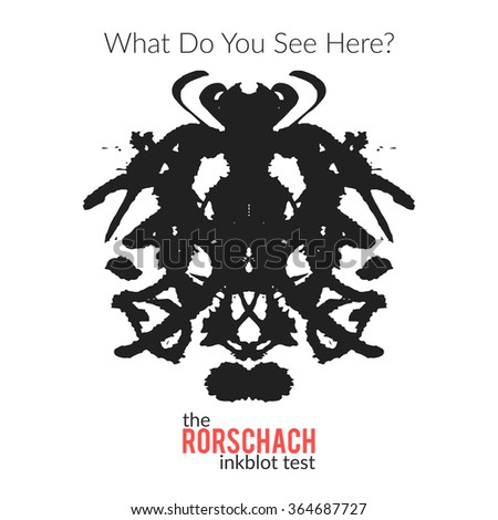 personality psychology and rorschach inkblot test The rorschach inkblot test is an iconic, well-known assessment tool consisting of 10 random patterns intended to elicit an interpretive response from the client many instruments assess for personality and intelligence, but no other tool measures a person's energy level, emotional control, and thought processes.