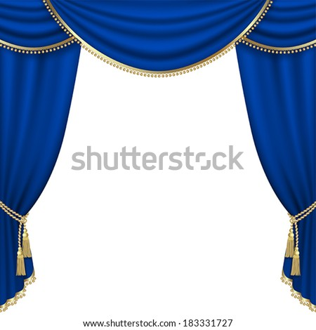 Curtains Ideas blue stage curtains : ElenaShow's