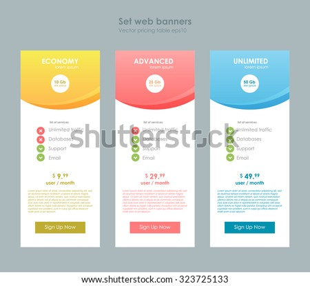 Abstract colorful background vector stock vector 55178467 for Table design vector