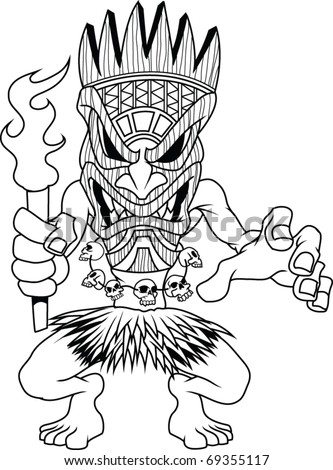 Aztec Mask Template additionally Shadow The Hedgehog Coloring Pages in addition Mayan Jaguar Symbol Tattoo in addition Cool Creepy Things To Draw as well Gravestone Drawing. on scary ancient masks