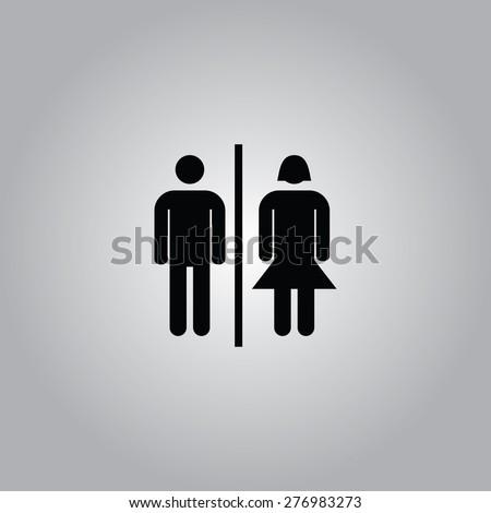 Toilet Icon. Vector Toilet Icon Stock Vector 383501926   Shutterstock
