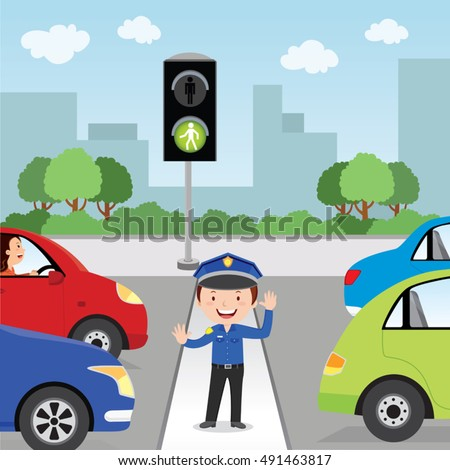 driving school illustration stock vector 275816792