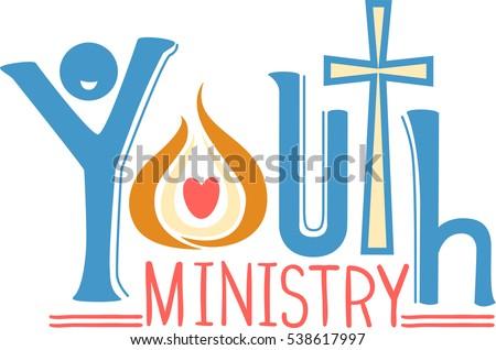 jesus christ talking children stock vector 6353500 shutterstock rh shutterstock com Youth Ministry Backgrounds Youth Ministry Backgrounds