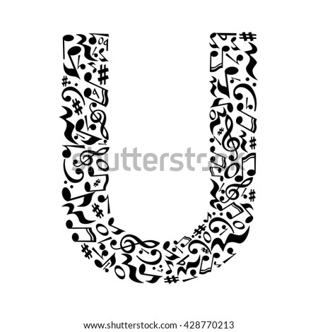 Floral Initial Capital Letter G 133823087 on Coloring Page Number Five Printable Worksheet Stock Vector Image