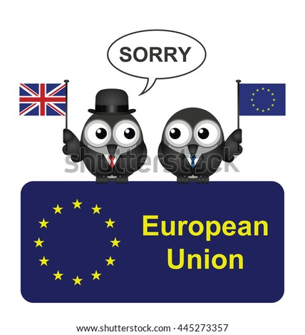 a discussion on britain leaving the european union The decision by the voters of the united kingdom (uk) to leave the european leave the european union has implications for us multinationals discussion tax.