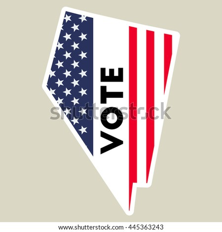 Us Voting Map Election Globalinterco - Us electoral map vector graphic