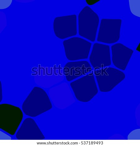 Vector colourful ornamental backdrop made of mosaic. New texture for design work