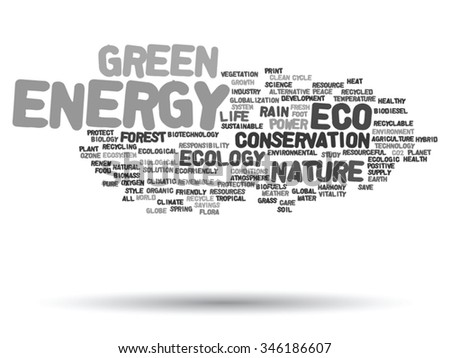 Thank you tag cloud different languages stock vector for Green in different languages