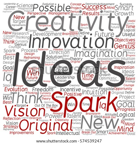 the origins of creative ideas