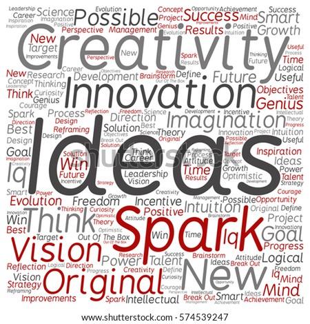the origins of creative ideas