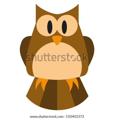 Gallery For > Orange Cartoon Owl Orange Cartoon Images