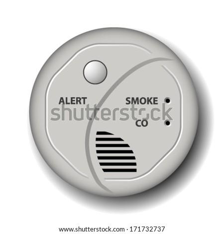 Carbon Monoxide Detector For Car Parks