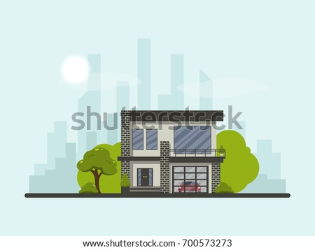 Hotel Service Design Over White Background Stock Vector 256236511 ...