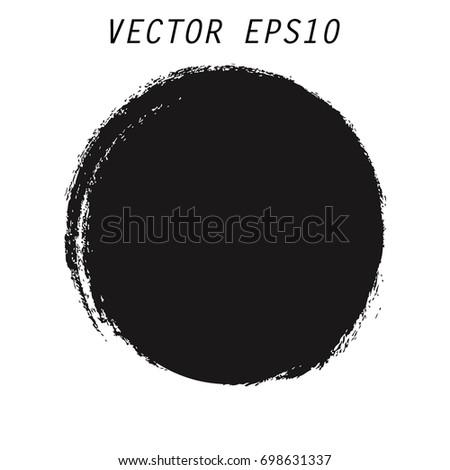 of vector grunge circle - photo #20