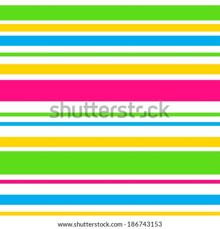 Vector horizontal stripes seamless pattern. Eps10