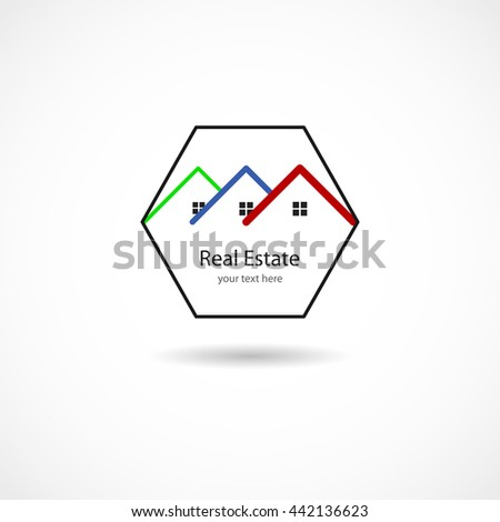 Vector illustration of a House Icon