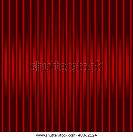 Vector illustration of abstract red background