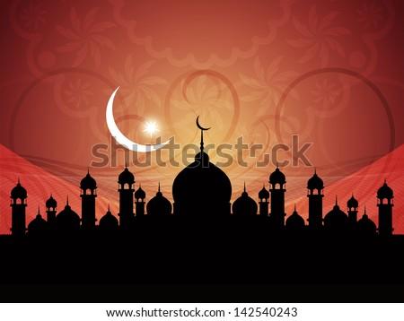 background vector arabian religious - photo #4