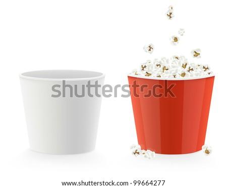 popcorn bucket template 44773 loadtve