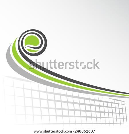 Vector Illustration Logo Icon Club Lawn Stock Vector ...