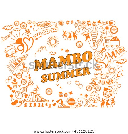 Various - Mambo Summer Sampler