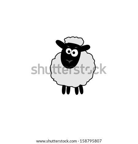 show lamb outline Show Lamb Outline Of Show Lamb Outline