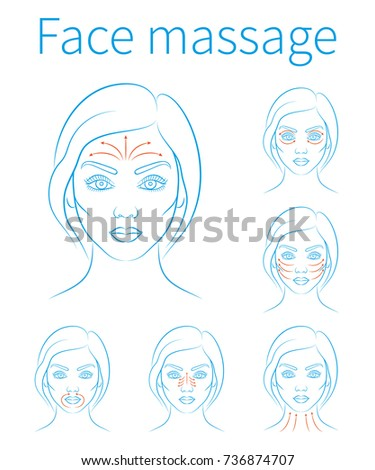 european facial steps