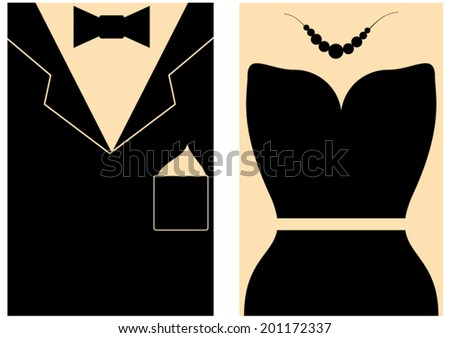 vector lady gentleman signs for wc stock vector 201172304 shutterstock. Black Bedroom Furniture Sets. Home Design Ideas