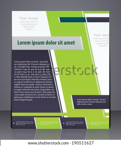 Business report colour schemes living