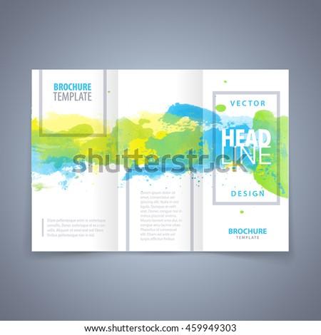 tri fold poster designs