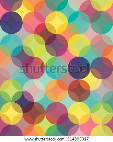 Colorful vintage background patterns - photo#25