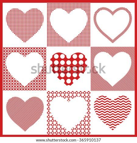 valentine postcard dating